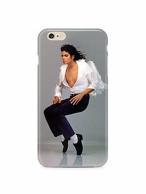£9.30 • Buy Michael Jackson The King IPhone 4S 5 6 7 8 X XS Max XR 11 12 Pro Plus Case 16