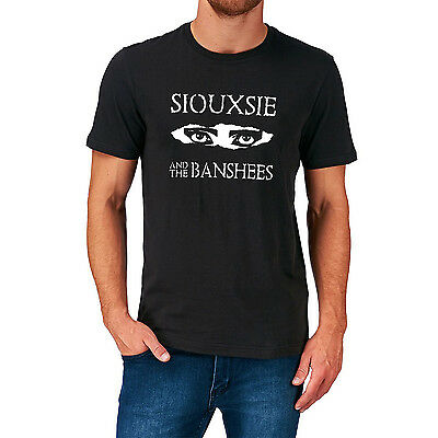 Siouxsie And The Banshees T Shirt Music Retro Vintage Birthday Gift • 14.19£