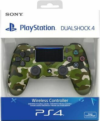 Sony Official Dualshock 4 Controller (GREEN CAMO) (PS4) Brand New & Sealed • 59.99£