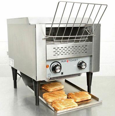 Avatoast 10  Conveyor Toaster Commercial Restaurant 3  120V Oven Electric • 479$