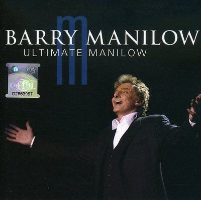 £9.21 • Buy Barry Manilow - Ultimate Manilow [CD]