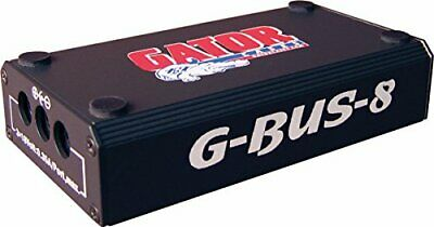 $ CDN136.53 • Buy Gator G-BUS-8-US Pedal Board Power Supply FREE SHIP NEW