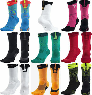 timeless design 34cfe 578d4 Nike Elite Versatility Basketball Crew Socks • 13.99