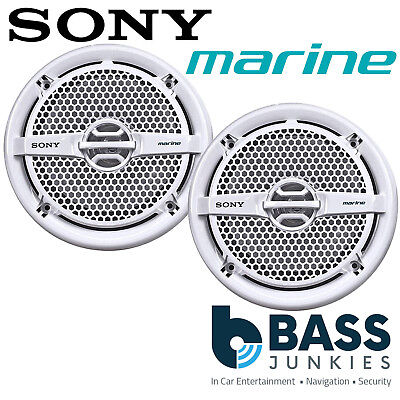 Sony XS-MP1611 Car Stereo 16.5CM 6.5  Inch 280 Watts Waterproof Marine Speakers • 79£