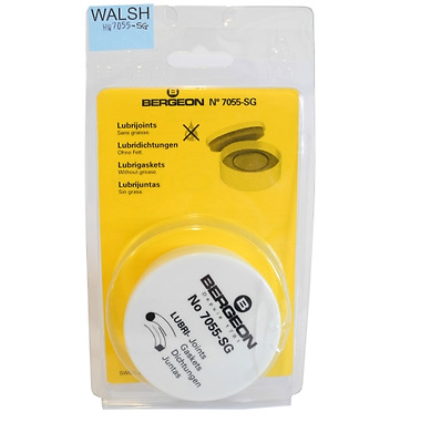 Bergeon 7055-SG Lubri-Gaskets Watch Silicon Greaser Without Grease - HW7055-SG • 13.80£