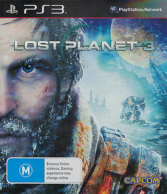 AU27.95 • Buy Lost Planet 3, Sony Playstation 3 Game Complete, PS3, USED