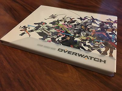 AU75.95 • Buy Overwatch Collector's Edition Art Book Visual Sourcebook Only