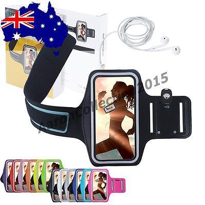 AU4.99 • Buy Sports Armband Gym Case Running Jogging For Apple IPhone X 4.7inch  5.5inch