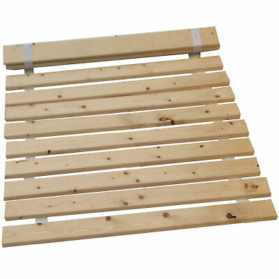 Wooden Bed Slats - Replacement Bed Slats Available For All Sizes Free Delivery • 25.99£