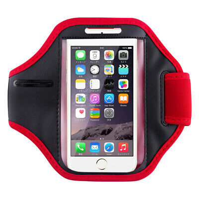 For Samsung Galaxy Gym Running Jogging Armband Sports Exercise Holder Strap • 4.45£