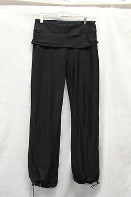 $ CDN74.17 • Buy Lululemon Womens Track Pants Skirt Size 10-12? Excellent Used Condition Black