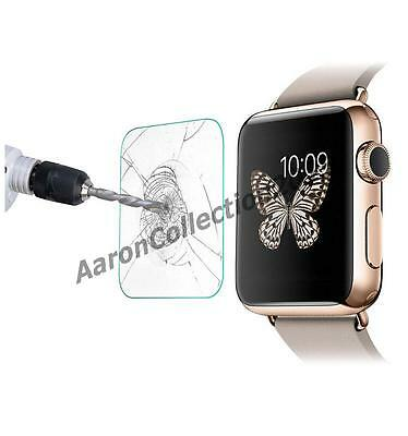 AU1.99 • Buy Apple Watch Screen Protector NEW Premium Tempered Glass Guard Film  38/42mm