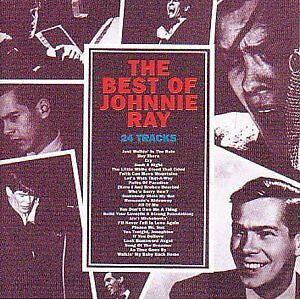 Johnnie Ray - The Best Of Johnnie Ray [CD] • 5.12£