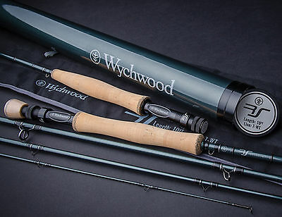 $ CDN308.07 • Buy Wychwood RS Fly Fishing Rod 9ft 10ft 4 Piece All Sizes With Carbon Rod Tube