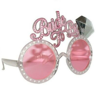 £2.79 • Buy 'bride To Be' Glasses Hen Night Party Accessories, Novelties & Favours
