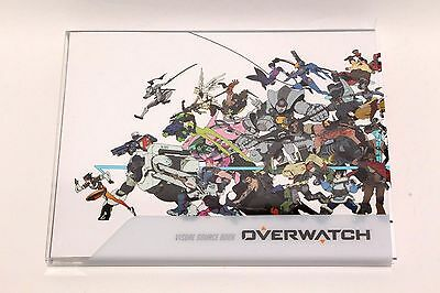 AU26.90 • Buy New Mint Overwatch Visual Concept Art Book Blizzard Collectors Source Book