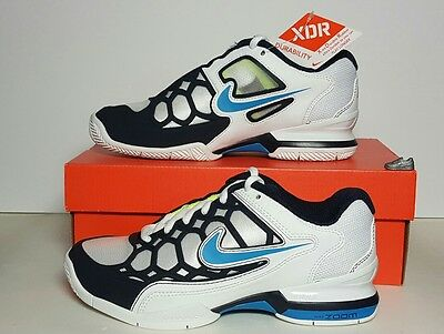 7a66e03986ee Nike Women s Zoom Breathe 2k12 Sizes 5.5   9 New box White blue 518294
