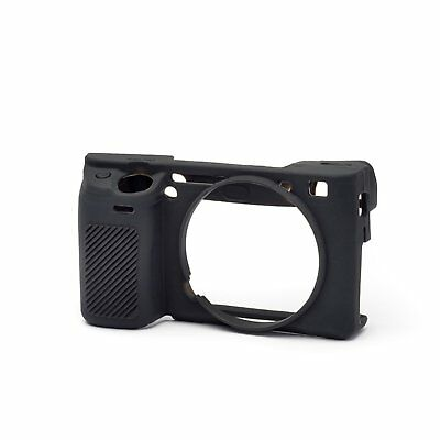 $ CDN12.77 • Buy Soft Skin Case Silicone Rubber Body Cover Protective Bag For SONY A6300 Camera