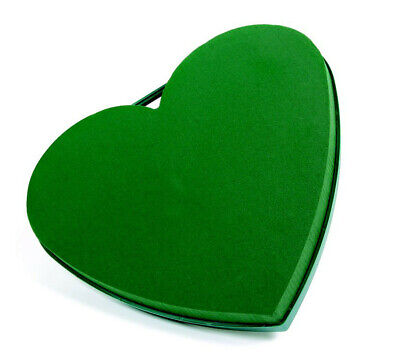 £17.59 • Buy  Floral Foam Plastic Backed Solid And Open Hearts In 13  17  Oasis Type Tribute