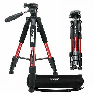 AU33.99 • Buy Camera Tripod Portable Travel Tripod Nikon Tripod Canon Video Tripod DSLR