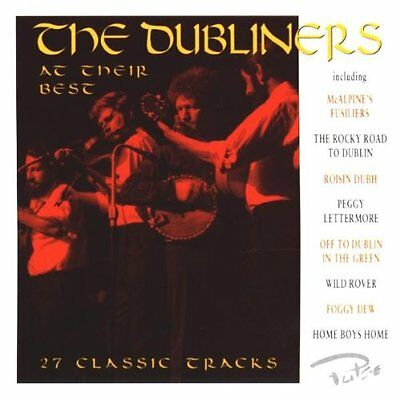 The Dubliners - At Their Best - The Dubliners [CD] • 8.27£