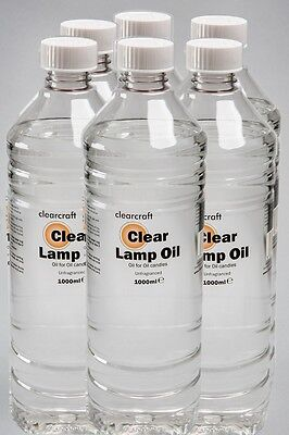 DRUM OF RED ODOURLESS  CLEARCRAFT LAMP OIL WITH FREE PUMP AND FILLER BOTTLE