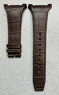 Breil Milano Watch Strap, Bw0583 , Bw0582 , Brown Leather , Breil Watch Strap • 151.14£