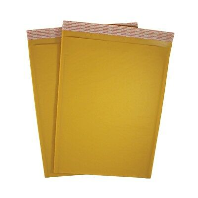 $ CDN40.26 • Buy 10.5  X 15  #5 Kraft Bubble Mailers Self Seal Padded Shipping Envelope - 25 Pack