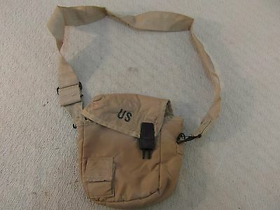 $ CDN22.52 • Buy Vintage Military Desert Storm Issue 2 QT Collapsible Canteen Cover 33691