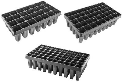 28 | 45 | 60 Cell Deep Root Trainer Trainers Seed Tray Rootrainer Roottrainer • 10.49£