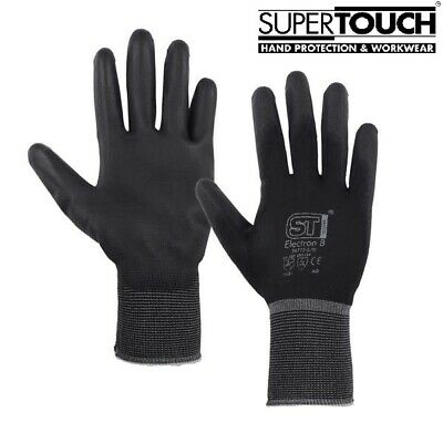 SUPERTOUCH NITROTOUCH FOAM GLOVES-SILICONE FREE 5 SIZE OPTIONS
