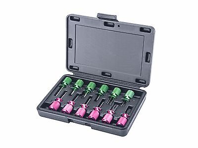 AU48.25 • Buy Automotive Electrical Terminal Connector Remover Tool Release Tool 12PC Set