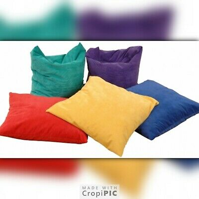 £9.99 • Buy LARGE FLOOR CUSHION COVERS XXL 32  35  36  40  Various Colours CORD FABRIC