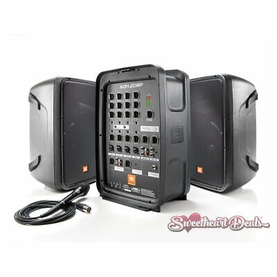 $699 • Buy JBL EON208P - Personal Powered PA System With 8-Channel Mixer And Bluetooth