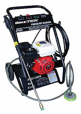 New Remote Feed Petrol Jet Power Washer Pressure Washer • 319.99£