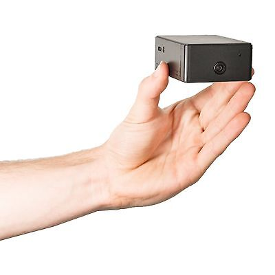 View Details Mini Battery Powered Wi-Fi Spy Camera Video Recorder 720p HD • 159.00£