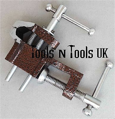 High Quality Mini Anvil Bench Clamp 1  Jaws Precision Work Jewellery Making Tool • 15.86£