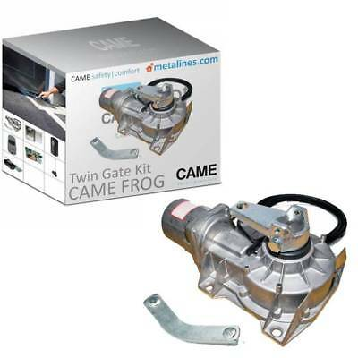 CAME FROG-P KIT - Twin Gate Kit. 230v. Max 3500mm. 800kg. Per Gate. • 1,004.63£