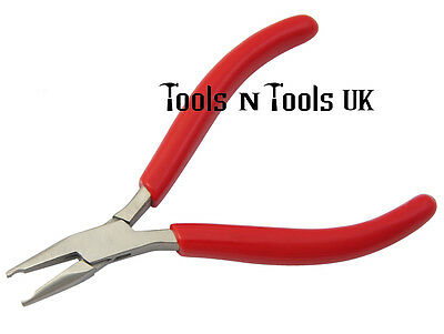 Stone Setting Gem Removal Prong Pliers Narrow Jaws Jewellery Crafts Beads 120 Mm • 6.60£