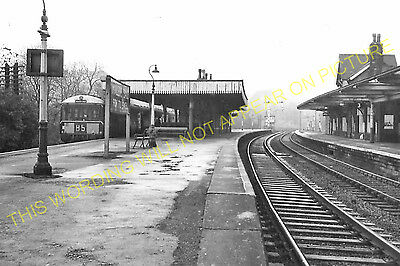Miller's Dale Railway Station Photo. Peak Forest- Monsal Dale. Chinley Line (23) • 3.50£