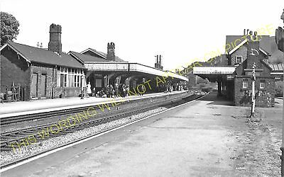 Miller's Dale Railway Station Photo. Peak Forest - Monsal Dale. Chinley Line (24 • 3.50£