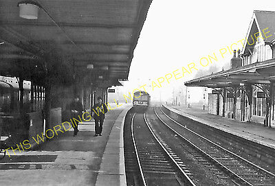 Miller's Dale Railway Station Photo. Peak Forest- Monsal Dale. Chinley Line (21) • 3.50£