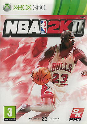 AU14.95 • Buy NBA 2K11,  Xbox 360 Game Complete, Used