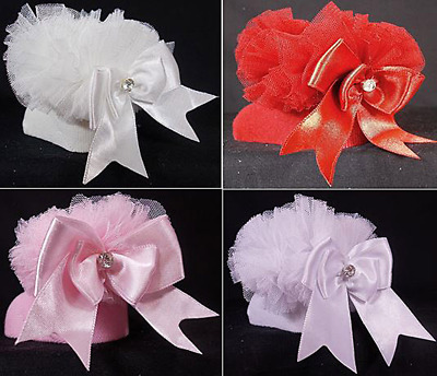£7.99 • Buy Baby Socks TUTU Frilly Bow Diamante Girl Couche Tot Christening Bridesmaid Party