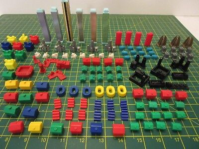£3.99 • Buy MONOPOLY HOUSES & HOTEL Pieces From Various Editions [Spares Replacements]