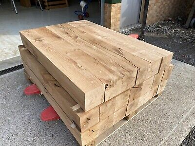 Planed Oak Beam PSE Air Dried Free Delivery Trade Prices • 76£