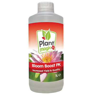 Plant Magic Bloom Boost PK 13/14 1L 5L Litre Flower Booster Increase Yield • 12.99£