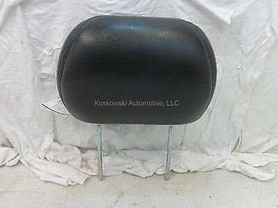 $35 • Buy Chevy Silverado 1500 Front Seat Leather Graphite Headrest 99