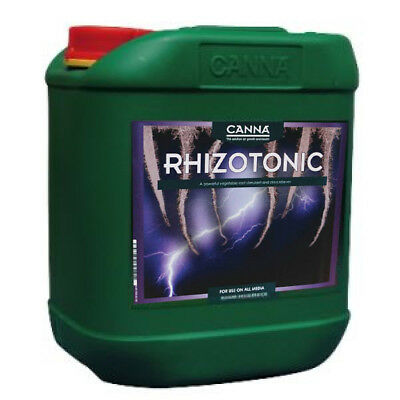 Canna Rhizotonic 5L Litre  Root Stimulator Plant Nutrients Additive • 110£