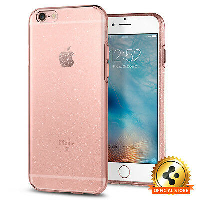 AU18.43 • Buy Spigen® Apple IPhone 6S / 6 [Liquid Crystal Glitter] Ultra Slim TPU Case Cover